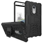 Чехол Yotrix Shockproof case для Xiaomi Redmi Note 4 (черный, пластиковый)