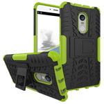 Чехол Yotrix Shockproof case для Xiaomi Redmi Note 4 (зеленый, пластиковый)
