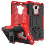 Чехол Yotrix Shockproof case для Xiaomi Redmi 4 prime (красный, пластиковый)