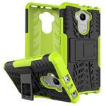 Чехол Yotrix Shockproof case для Xiaomi Redmi 4 prime (зеленый, пластиковый)