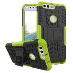 Чехол Yotrix Shockproof case для Huawei Honor 8 (зеленый, пластиковый)