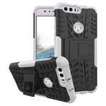 Чехол Yotrix Shockproof case для Huawei Honor 8 (белый, пластиковый)