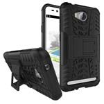 Чехол Yotrix Shockproof case для Huawei Y3 II (черный, пластиковый)