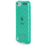 Чехол X-doria Stir Case для Apple iPod touch (5-th gen) (голубой, гелевый)