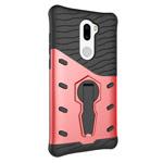 Чехол Yotrix StandCase для Xiaomi Mi 5s plus (красный, пластиковый)