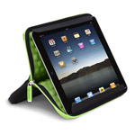 Чехол-сумка X-doria Sleeve Stand для Apple iPad 2/New iPad (зеленый)