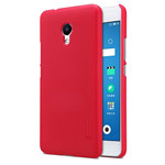 Чехол Nillkin Hard case для Meizu M5S (красный, пластиковый)