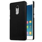 Чехол Nillkin Hard case для Xiaomi Redmi Note 4X (черный, пластиковый)