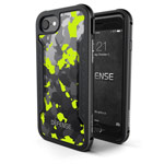 Чехол X-doria Defense Shield для Apple iPhone 7 (Yellow Camo, маталлический)