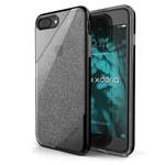 Чехол X-doria Revel Lux Case для Apple iPhone 7 plus (Black Glitter, пластиковый)