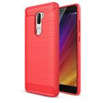 Чехол Yotrix Rugged Armor для Xiaomi Mi 5s plus (красный, гелевый)
