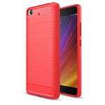 Чехол Yotrix Rugged Armor для Xiaomi Mi 5s (красный, гелевый)