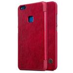 Чехол Nillkin Qin leather case для Huawei P10 lite (красный, кожаный)