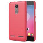 Чехол Nillkin Hard case для Lenovo K6 Power (красный, пластиковый)