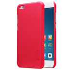Чехол Nillkin Hard case для Xiaomi Mi 5c (красный, пластиковый)