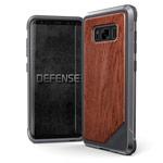 Чехол X-doria Defense Lux для Samsung Galaxy S8 (Rosewood, маталлический)