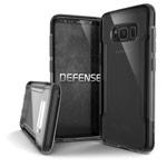 Чехол X-doria Defense Clear для Samsung Galaxy S8 plus (черный, пластиковый)