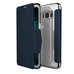 Чехол X-doria Engage Folio case для Samsung Galaxy S8 plus (синий, кожаный)