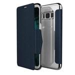 Чехол X-doria Engage Folio case для Samsung Galaxy S8 (синий, кожаный)