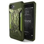 Чехол X-doria Defense Gear для Apple iPhone 7 (Green Digital Camo, маталлический)