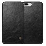 Чехол G-Case Business Series для Apple iPhone 7 plus (черный, кожаный)