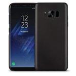 Чехол G-Case Noble Series для Samsung Galaxy S8 (черный, кожаный)