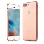 Чехол G-Case Ultra Slim Case для Apple iPhone 7 plus (золотистый, гелевый)