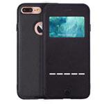 Чехол G-Case Sense Series для Apple iPhone 7 plus (черный, кожаный)