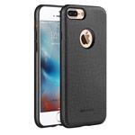 Чехол G-Case Duke Series для Apple iPhone 7 plus (черный, кожаный)
