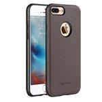 Чехол G-Case Duke Series для Apple iPhone 7 plus (коричневый, кожаный)