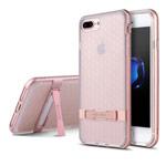 Чехол G-Case King Kong Series для Apple iPhone 7 plus (розово-золотистый, гелевый)