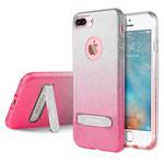 Чехол G-Case Sparking Plus Series для Apple iPhone 7 plus (розовый, гелевый)