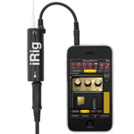 Адаптер AmpliTube iRig для iPhone 4, iPad, iPod touch