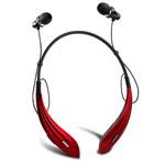 Беспроводные наушники Awei Wireless Sports Stereo Headset A810BL (красные, пульт/микрофон)