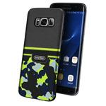 Чехол Seedoo Camo case для Samsung Galaxy S8 (черный, гелевый)