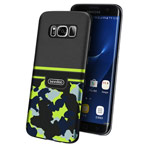 Чехол Seedoo Camo case для Samsung Galaxy S8 plus (черный, гелевый)