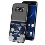 Чехол Seedoo Camo case для Samsung Galaxy S8 plus (темно-серый, гелевый)