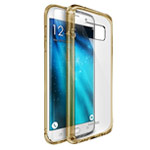 Чехол Seedoo Wind case для Samsung Galaxy S8 (золотистый, гелевый)
