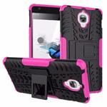 Чехол Yotrix Shockproof case для OnePlus 3 (розовый, пластиковый)