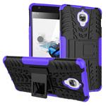Чехол Yotrix Shockproof case для OnePlus 3 (фиолетовый, пластиковый)