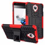 Чехол Yotrix Shockproof case для OnePlus 3 (красный, пластиковый)