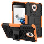 Чехол Yotrix Shockproof case для OnePlus 3 (оранжевый, пластиковый)