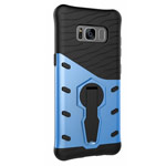 Чехол Yotrix StandCase для Samsung Galaxy S8 plus (голубой, пластиковый)