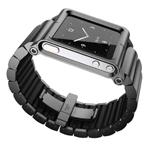 Браслет LunaTik LYNK Black для Apple iPod nano (6th gen) (черный)