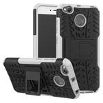 Чехол Yotrix Shockproof case для Xiaomi Redmi 4X (белый, пластиковый)