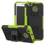 Чехол Yotrix Shockproof case для Xiaomi Redmi 4X (зеленый, пластиковый)
