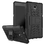 Чехол Yotrix Shockproof case для Lenovo Vibe P2 (черный, пластиковый)