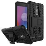 Чехол Yotrix Shockproof case для Lenovo K6 (черный, пластиковый)