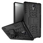 Чехол Yotrix Shockproof case для Lenovo Phab2 (черный, пластиковый)