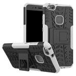 Чехол Yotrix Shockproof case для Huawei P10 lite (белый, пластиковый)